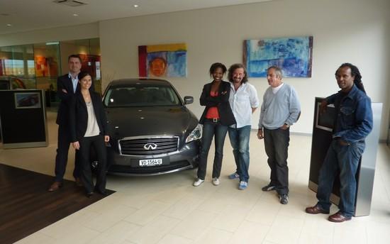Interview claude hugot automotive marketing for Garage infiniti strasbourg