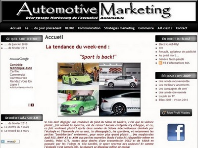 AM first AUTOMOTIVE MARKETING répond à vos questions!