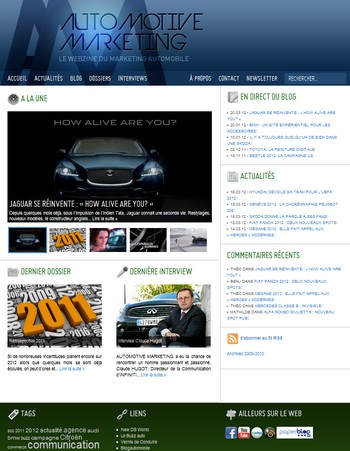 am pleine page AUTOMOTIVE MARKETING répond à vos questions!