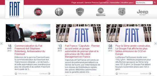 fiat press AUTOMOTIVE MARKETING répond à vos questions!