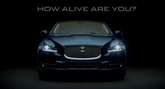 jaguar1 Jaguar se réinvente : How alive are you?