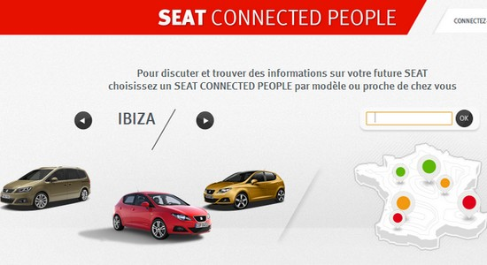 seat connected people SEAT Connected People primé aux Autobiz Internet Award