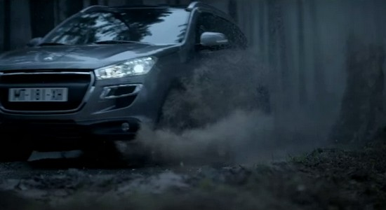 peugeot 4008 Peugeot 4008 : Urban chic goes outdoor
