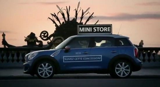 the mini store Coup de coeur : THE MINI STORE (ambulant!)