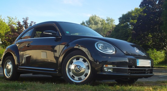 beetle home Essai Nouvelle VW Coccinelle : The 21st Century Beetle?