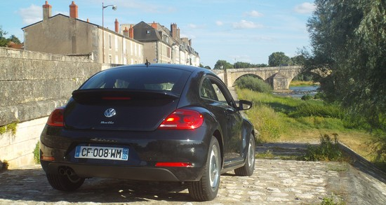 beetle photo1 Essai Nouvelle VW Coccinelle : The 21st Century Beetle?