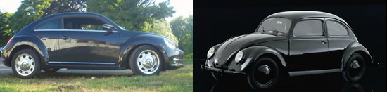 design beetle Essai Nouvelle VW Coccinelle : The 21st Century Beetle?