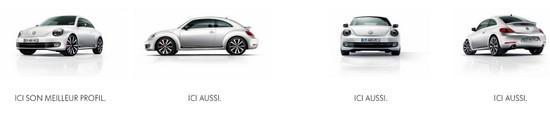 profil Essai Nouvelle VW Coccinelle : The 21st Century Beetle?