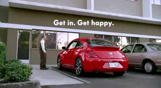 superbowl vw Super Bowl 2013 : Time to get happy avec Volkswagen!