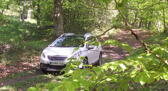 2008 Essai Peugeot 2008 : Voyez la ville autrement!