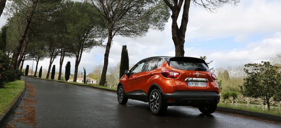captur fin Essai Renault Captur : Capture Life?