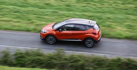 captur route Essai Renault Captur : Capture Life?