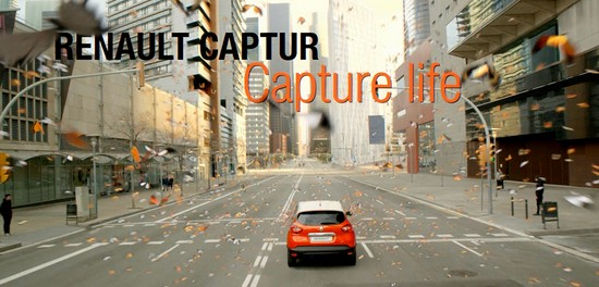 capture life Essai Renault Captur : Capture Life?