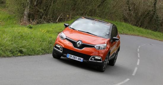 sur la route Essai Renault Captur : Capture Life?