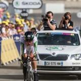 Dans les coulisses du Tour de France avec Skoda!