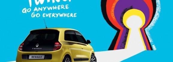 Nouvelle Renault Twingo : Agile de corps… et d'esprit!