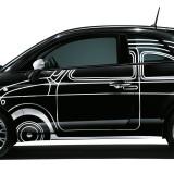 Fiat commercialise la Fiat 500 Ron Arad Edition sur showroomprive.com !