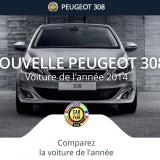 Comparezla308.peugeot.fr : La fausse bonne idée de Peugeot…