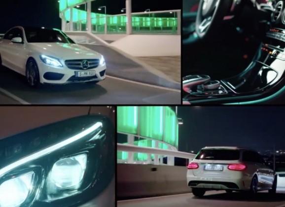 Mercedes Classe C : Initiez le mouvement !
