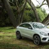 Jurassic World : Le Mercedes GLE Coupé fait sa pub!