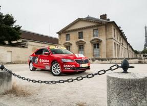 Nouvelle Skoda Superb : Déjà prête pour le Tour de France 2015 !
